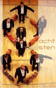 8 Cellisten