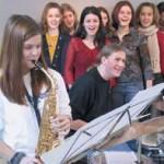 Vom 28.9. bis 02.10.2010: Bundesmusikschulwoche in Frankfurt. Foto: VDS