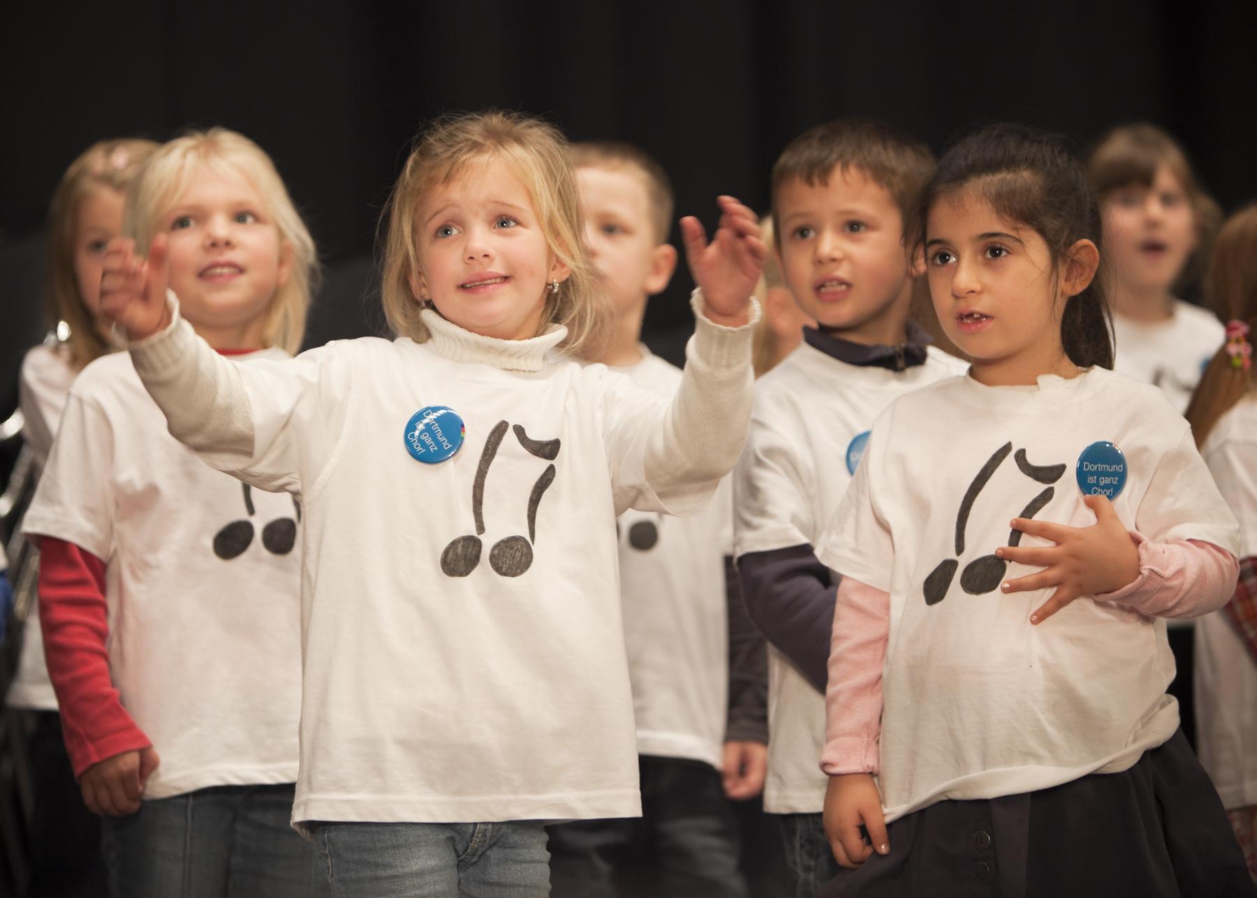 singen mit grundschulkindern