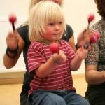 Hoher Bedarf an Aus- und Fortbildung für die Arbeit mit Kindern unter drei Jahren