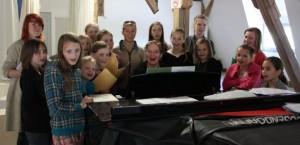 Eutiner Kinderchor: Wichtige Rolle in der kleinen Zauberflöte