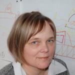 Kati Breuer leitet ein Musikstudio für Kinder und schreibt für verschiedene Magazine und Verlage