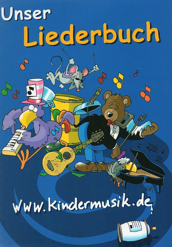 37 Liedermacher in einem Heft: Vielfalt für Kinder