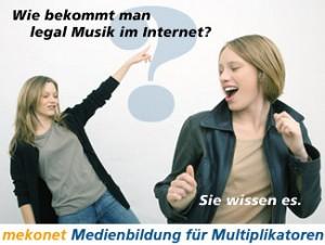 Mekonet - Netzwerk für Multiplikatoren in der Medienbildung